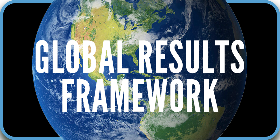 Global Results Framework Button