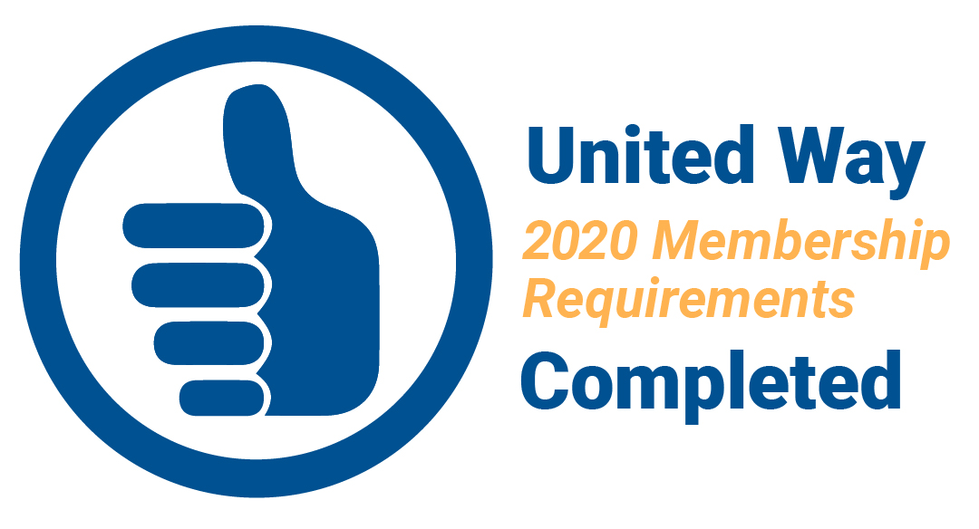2020 Membership Requirements Completed